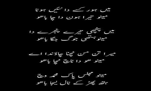 Bulleh Shah for Punjabi WhatsApp Status