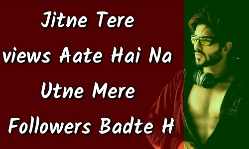Hindi Status for WhatsApp for Boys