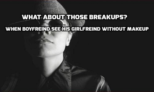 How giving a status about breakup helps