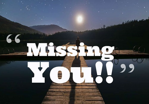 Miss you Status for WhatsApp