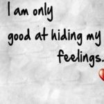 Heart Touching Sad Status in English – Quotes in English –