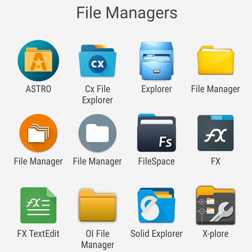Recover Deleted WhatsApp Messages through File Manager