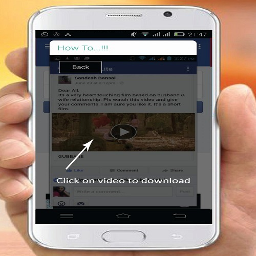 FB Video Download for Free