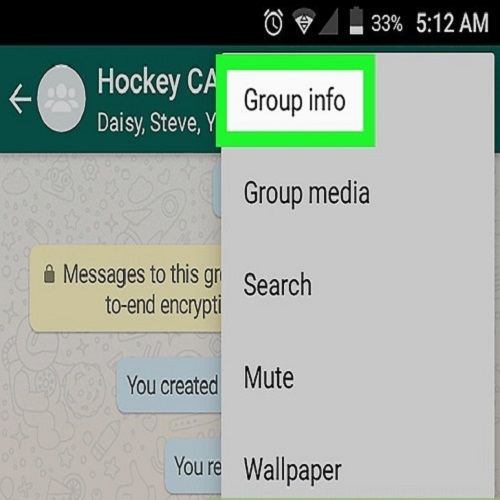 How Can Change Group Admin In Whatsapp