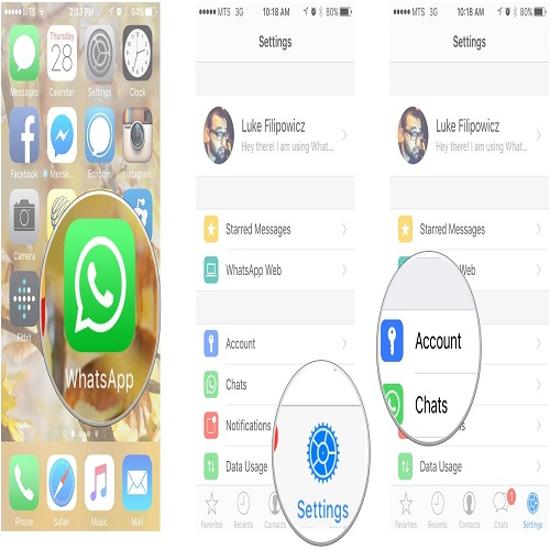How To Change My Whatsapp Profile Picture(Using IPhone)
