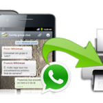 How to Print WhatsApp Messages on iPhone and Android