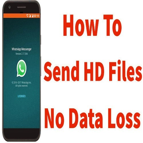 How to Send High Quality videos on WhatsApp