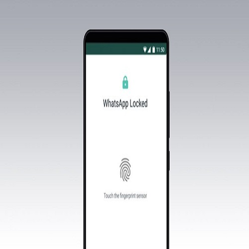 How to enable Fingerprint Lock?
