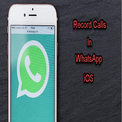 How to record WhatsApp calls on iPhone