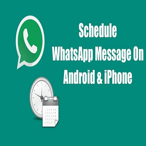 Scheduler For Whatsapp