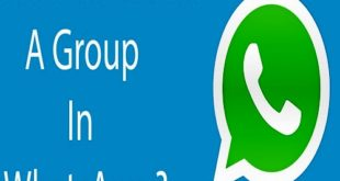 how to create Whatsapp group chat