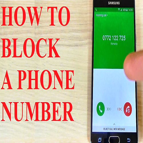 How to Block a number on android phones