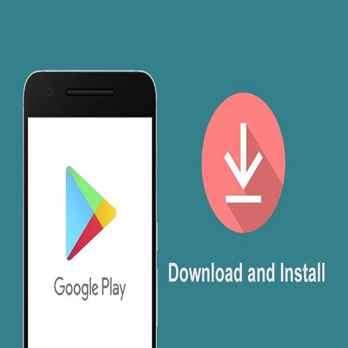 Google Play to download App
