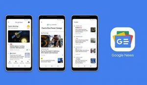 GOOGLE News Application