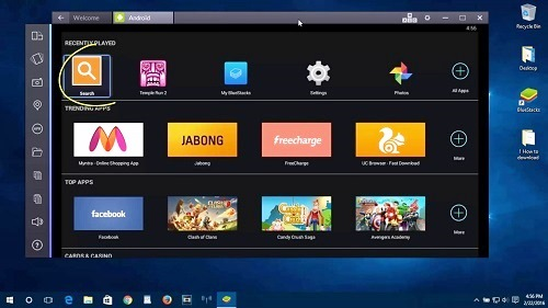 How to use Emulators To Run Android Apps On Windows