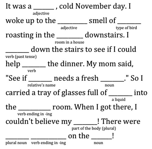 Mad Libs.-Learn Free Grammar App for Android