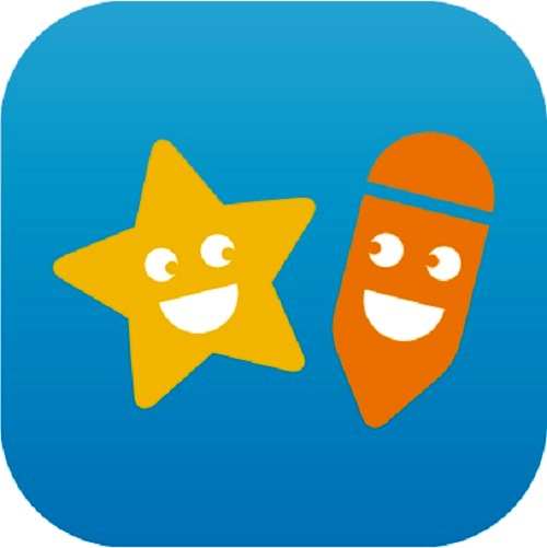 Doodle spell-app for spelling words
