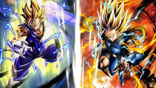 Dragon Ball Legends Dragon Ball Legends Best Anime Games On Android