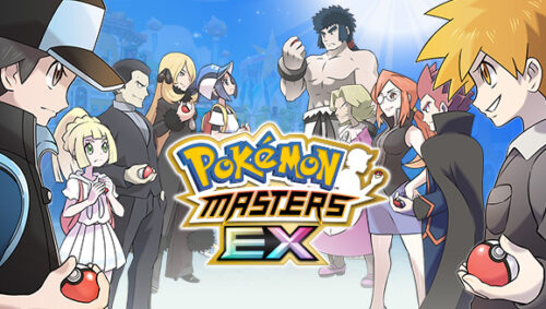 Pokémon Masters Best Anime Games On Android