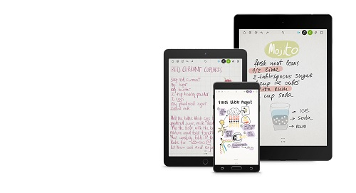 Bamboo Paper- (A simple note taking app)
