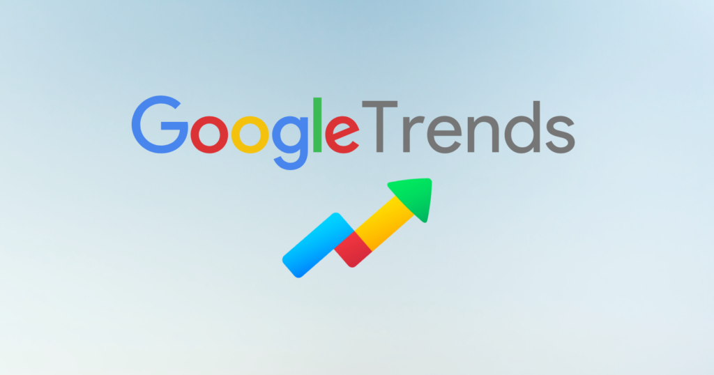 GOOGLE TRENDS - BEST FREE KEYWORD RESEARCH TOOL