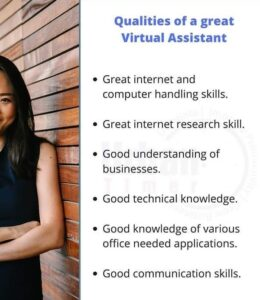 What makes an excellent virtual Assistant